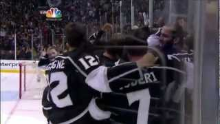 Los Angeles Kings win the 2012 Stanley Cup!