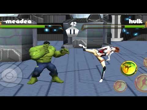 Kung Fu superhero