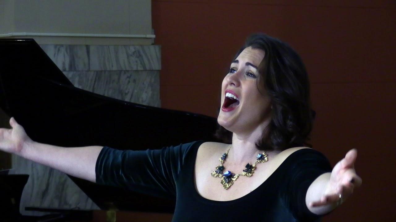 Ain't It a Pretty Night - Chelsea Basler, soprano