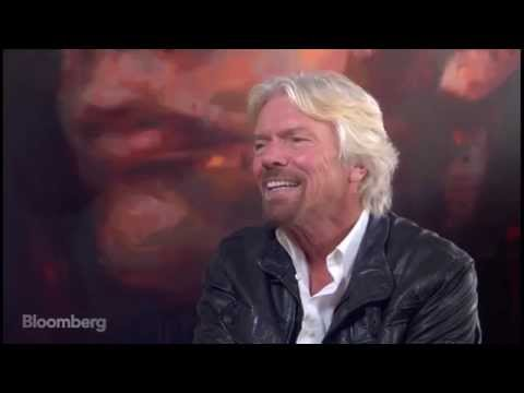 Richard Branson: Virgin Galactic Space Hotels on To-Do List