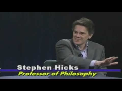 Public Affairs Public Access Featuring Stephen Hicks, Part 1