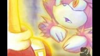 Sonic y Silver - Tu Angelito.