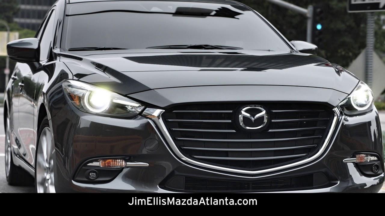 Jim Ellis Mazda Atlanta 2018 September TV Spot Mazda3 Sport
