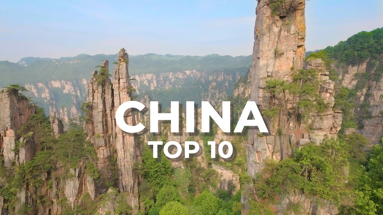 Download Top 10 Places to Visit in China - Travel Documentary