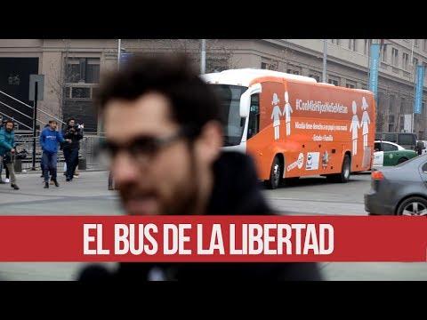 Frente Fracasados - Bus de la Libertad
