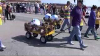February 14 The Pet Parade and Childrens Parade