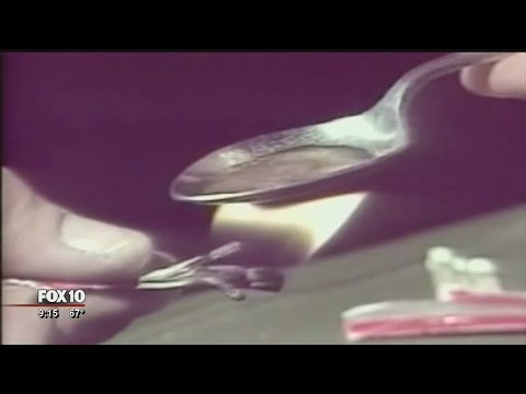 Heroin addiction on the rise across Arizona