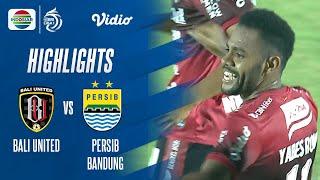 Download Highlights - Bali United VS Persib Bandung   BRI Liga 1