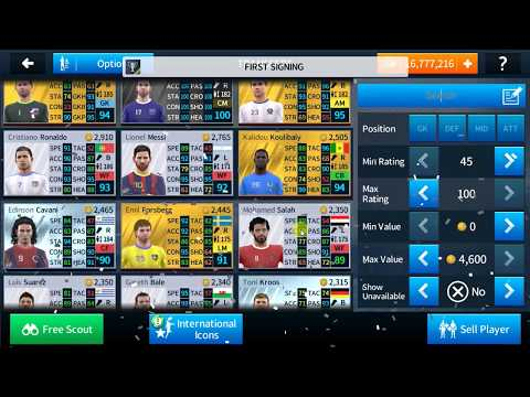 [How To]Unlimited Coins In Dream League Soccer 2018 MOD APK 5.064