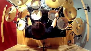 MOTLEY CRUE - If I Die Tomorrow (Drum Cover By David Sequeira)
