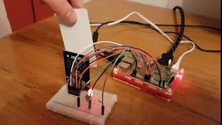 Rc522 Raspberry Pi