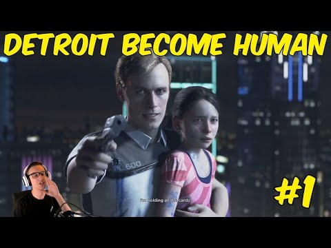 This Is America - Detroit: Become Human #1