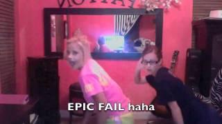 epic fail dancing