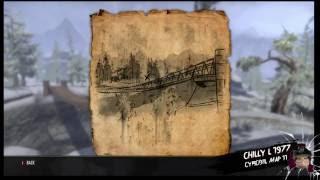 The Elder Scrolls Online Cyrodiil treasure map 11 xi