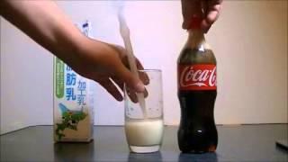 coke + milk=?
