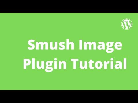 Smush Image Compression & Optimization Plugin Tutorial