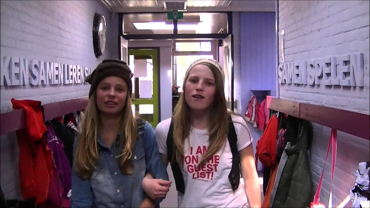 Lipdub groep 8 Waayer Wadenoijen - YouTube