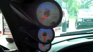 Glow Shift Gauge Pack Install Mustang GT(How to do a Glow Shift Gauge Pack Install Mustang GT., 2015-04-20T02:21:22.000Z)