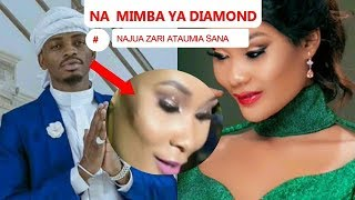 Diamond Ampa Hamisa MIMBA KUBWA Nyingine, Zari Amekosa Raha