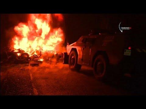 Affrontements à Notre-Dame-des-Landes, un gendarme blessé