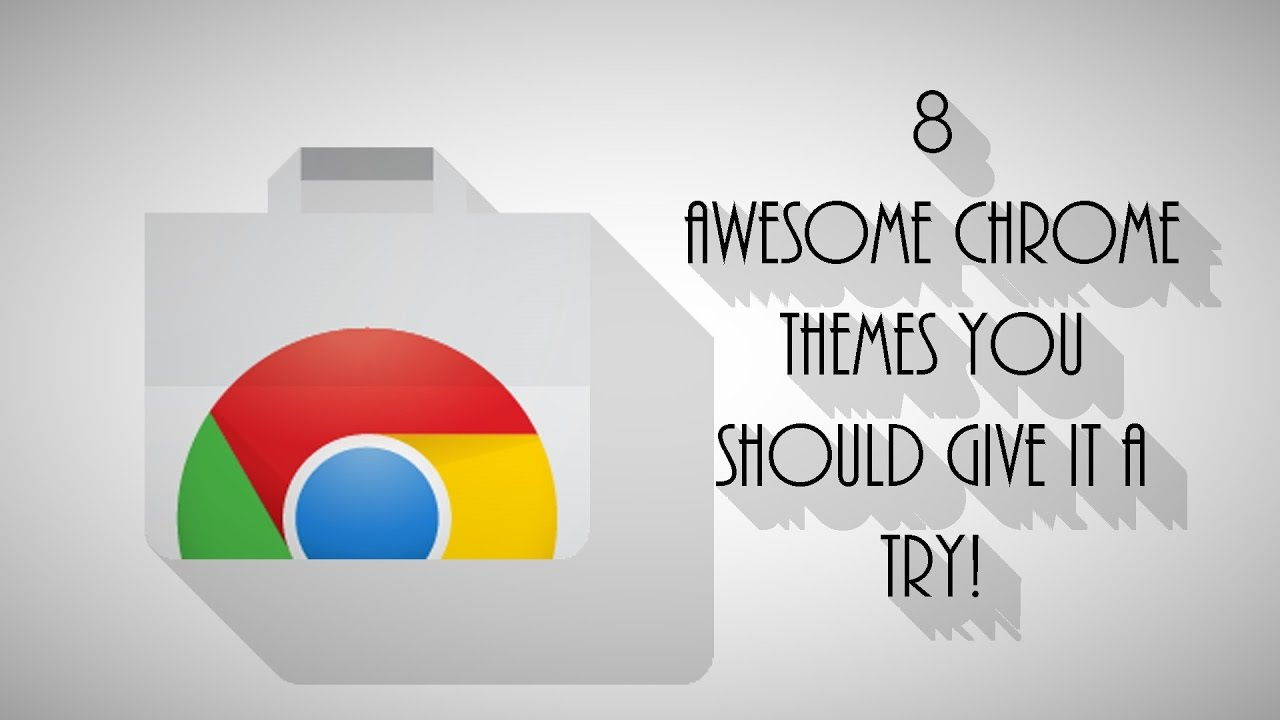 Google chrome theme iron man - 8 Awesome Google Chrome Themes You Should Try