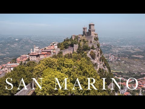 A Microstate inside Italy!  San Marino | Travel Photography Vlog