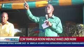 CCM 'yamsaka' mbunge wake Hassan Kaunje