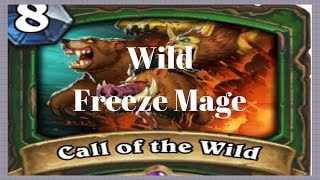Hearthstone Gameplay - Wild Un