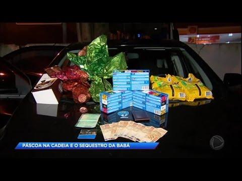Criminosos sequestram babá para comprar ovos de Páscoa