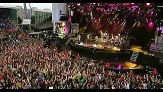 Bon Jovi - Livin on a prayer (Live in Zurich)