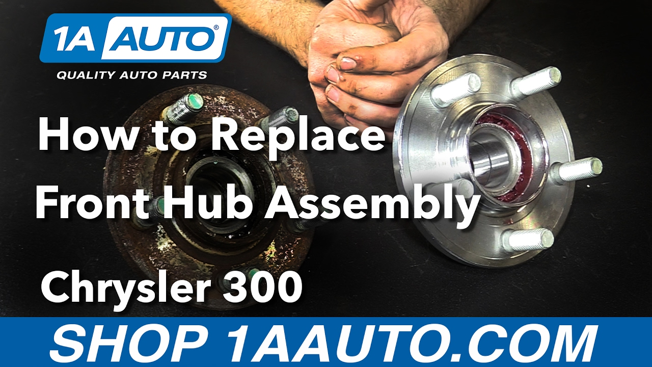 How To Replace Install Front Hub Assembly 2006 Chrysler 300 Buy. How To Replace Install Front Hub Assembly 2006 Chrysler 300 Buy Quality Auto Parts At 1aauto Youtube. Dodge. Hub Bearing Diagram Dodge Charger At Scoala.co