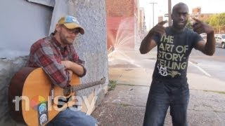 Teledysk: Mr. Green ft. Malik B (of The Roots) & Kevin Brown - Live From The Streets