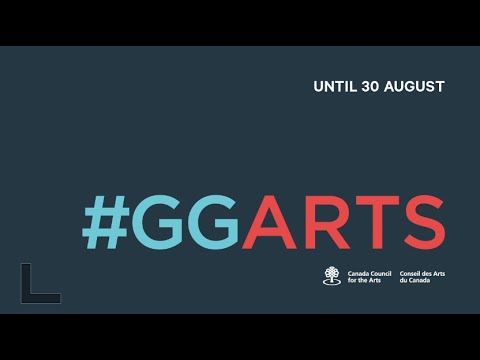 The Governor General's Awards in Visual and Media Arts 2015.