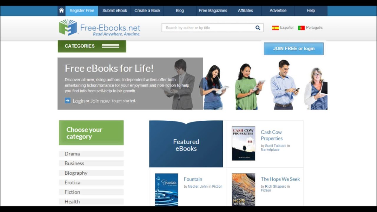 top 5 free ebook download sites links in description