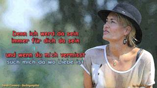 Sarah Connor Bedingungslos Instrumental with Lyrics Remix by Rolf Rattay