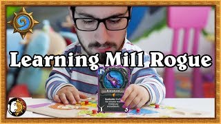 Hearthstone: Learning Kingsbane Mill Rogue