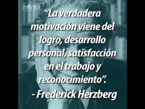 Frase Frederick Herzberg