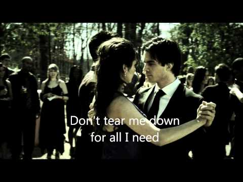 The Vampire Diaries 1x19~Within Temptation - All I need with lyrics