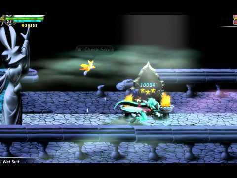 Dust: An Elysian Tail {112%} (Part 31): Aurora Village 100%