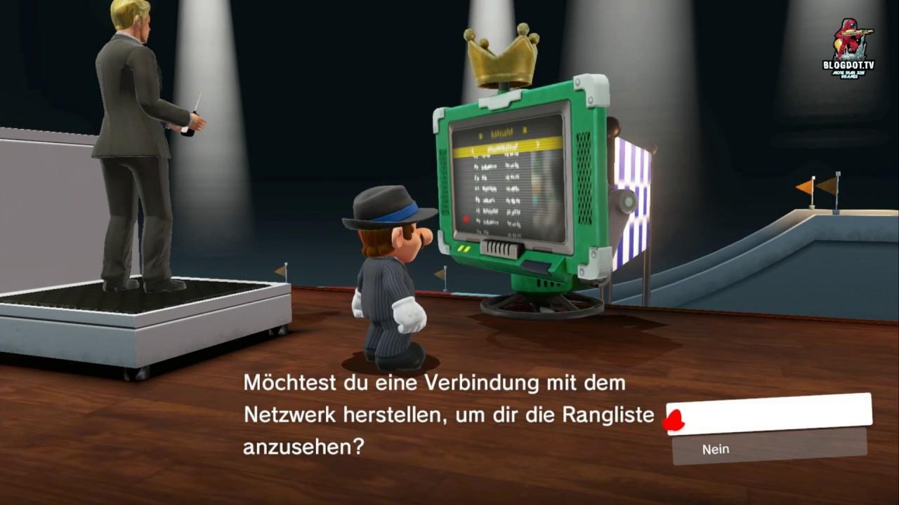 Super Mario Odyssey Rc Car Racing World Ranking Youtube