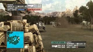 Zoids Assault. Xbox 360. 1080.P. Gamplay Part.03.