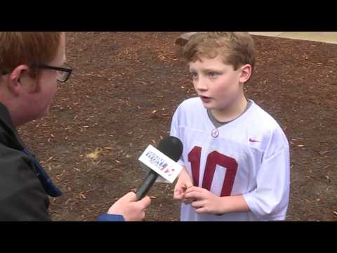 "10-year-old ""sports analyst"" breaks down the Crimson Tide's championship performance"