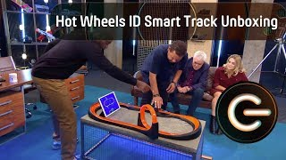 Unboxing Hot Wheels ID Smart Track   The Gadget Show