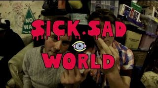 Allday - Sick Sad World (Mixtape Video)