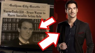 WTF! Lucifer and Batman 1989 CONFIRMED for Crisis on Infinite Earths!