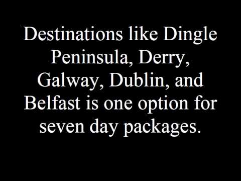 Key Pieces of Ireland Vacation Packages II.avi