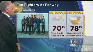 WBZ Midday Forecast For July 20