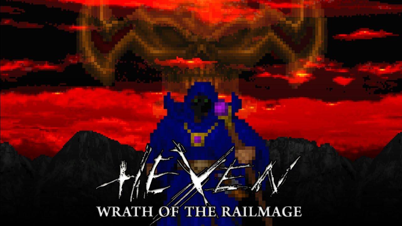 Download Hexen - Wrath of the RailMage