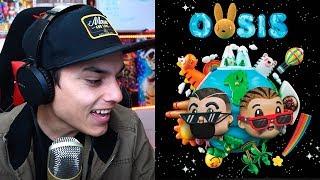 [Reaccion] J. Balvin, Bad Bunny - YO LE LLEGO (Audio) OASIS - Themaxready