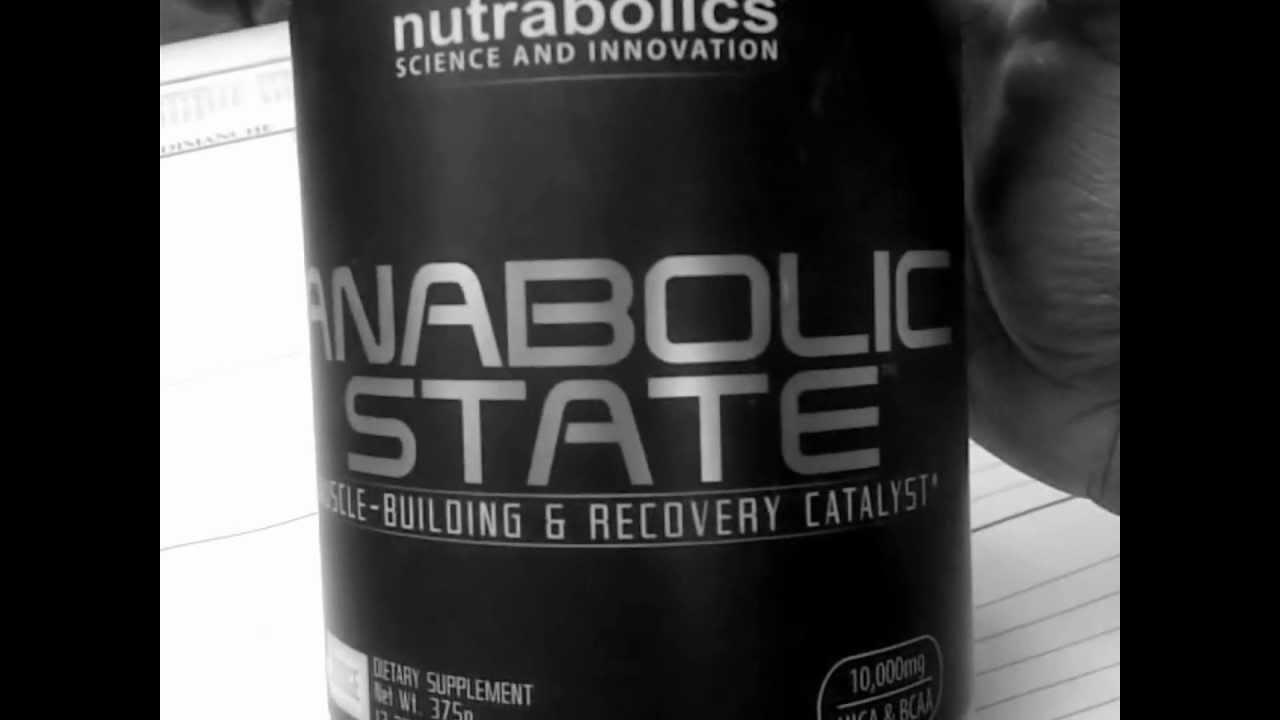 nutrabolics anabolic state erfahrung
